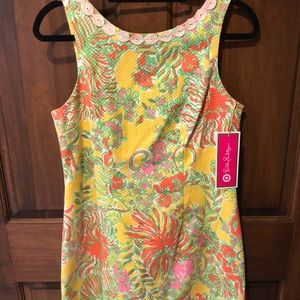 Lilly Pulitzer for Target Shift Dress size 8